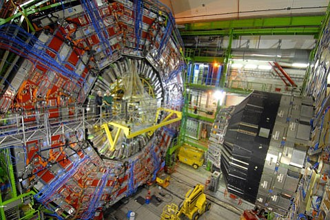 UCSB Scientists Help Upgrade Particle Collider