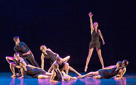 <b>SOULFULSHOWCASE:</b>  The UCSB Department of Theater and Dance's Fall Concert was a labor of love for five student choreographers whose works were presented along with a piece by Cherice Barton.