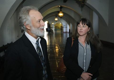 Attorneys Marc Chytilo and Ana Citrin