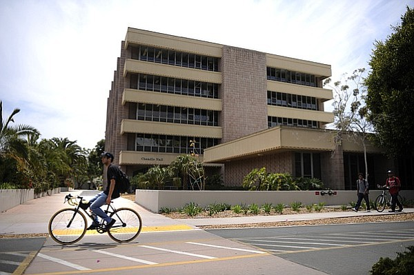 UCSB's Cheadle Hall