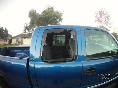 At least ten cars were burglarized Thursday and Friday night in the Orcutt area.