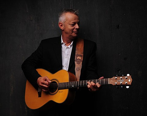 <b>HOT LICKS:</b>  The legendary Australian musician Tommy Emmanuel stops in S.B. on tour for his latest records.