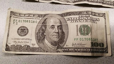 Four people accused of belonging to an Oxnard counterfeit money ring were arrested Monday in Santa Barbara County.