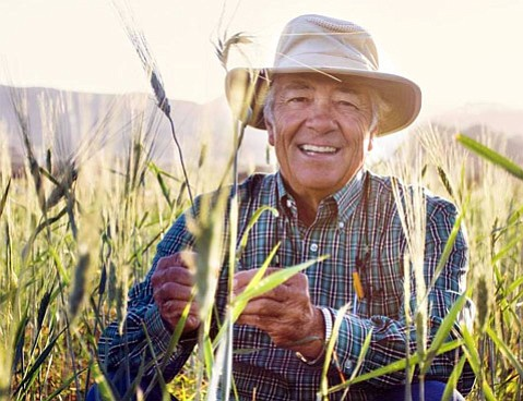 <strong>SWAP MEET:</strong>  Farmer Larry Kandarian will be sharing his knowledge and seeds at this Sunday's Seed Swap.