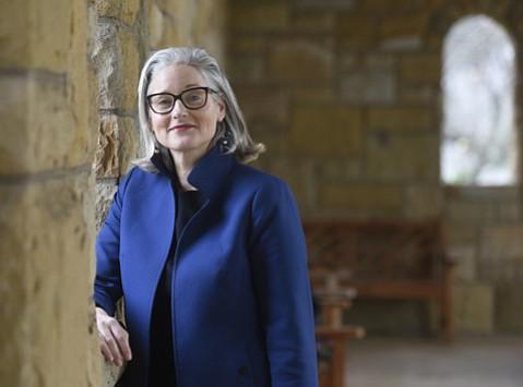 Elizabeth Majestic, Cottage Health's vice president for Population Health.
