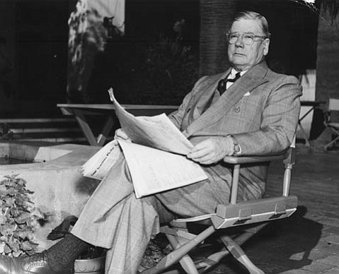 <strong>RAINMAKER:</strong> With the power of the press and politicians behind him, T.M. Storke got the votes to build Bradbury Dam and Cachuma Lake.