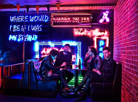 <b>CHANGE OF HEART:</b>  The 1975's sophomore album shows the band growing and expanding its sound, with singer Matty Healy's lyrics demonstrating a changed and wiser man
