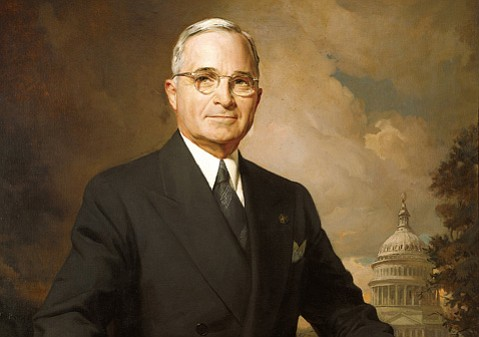 <strong>BUCK STOPPED HERE:</strong>  Though Truman's partner in a Kansas City haberdashery declared bankruptcy, the president never did. Hear that, Donald Trump?