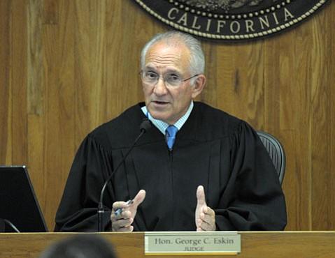 Judge George Eskin