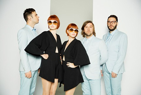 <strong>LUCIOUS LUCIUS: </strong> Singer Holly Laessig says new album Good Grief has a bipolarity between songs of personal struggle and songs of light-heartedness.