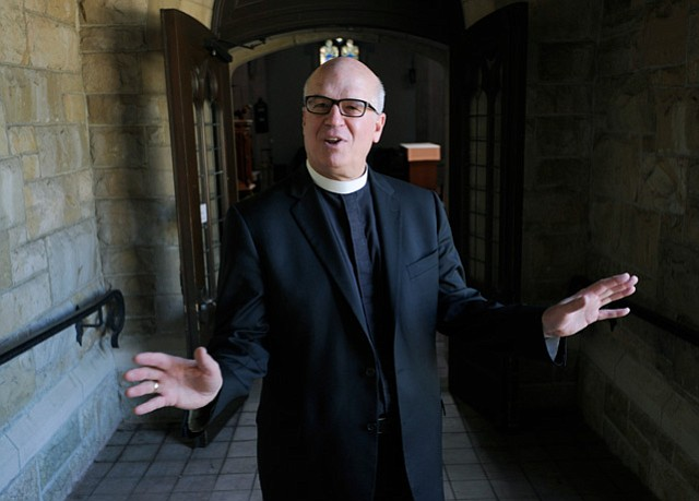 Reverend Mark Asman
