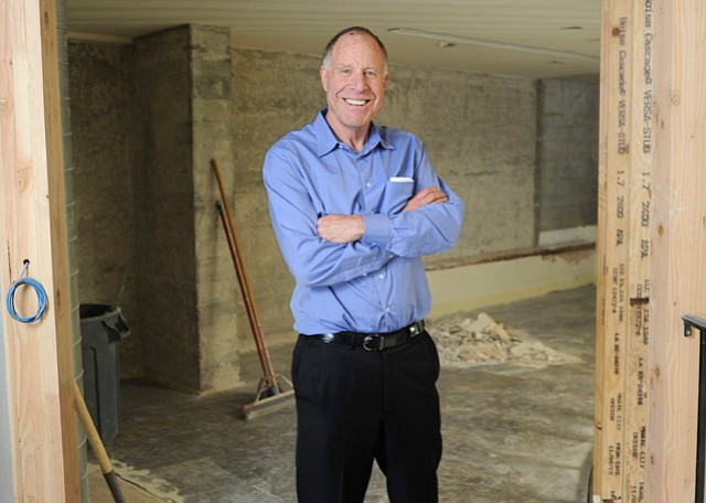 <strong>LIGHTNING IN BOTTLE:</strong> Kinko's founder and philanthropic heavyweight Paul Orfalea is breaking a six-year hiatus from new investments by jumping feet first into the Impact Hub on State Street.