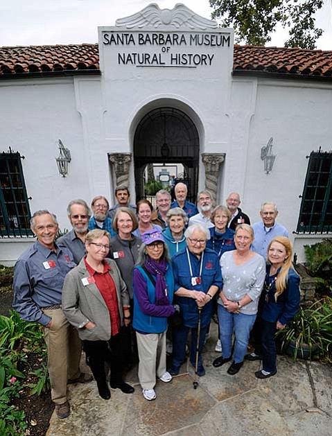 <strong>FACES AND PLACES</strong> these are just a few of the many scientists, researchers, and volunteers who have dedicated their careers and lives to making the 100-year-old Museum of Natural History what it is.