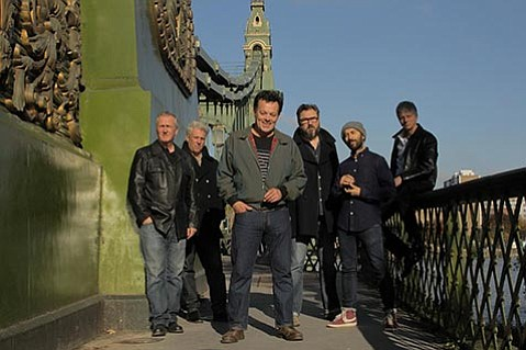 <strong>CLASSIC SOUND:</strong>  Hailing from Colchester, England, James Hunter (pictured with his band) makes some of the best classic-style R&B from his home island.