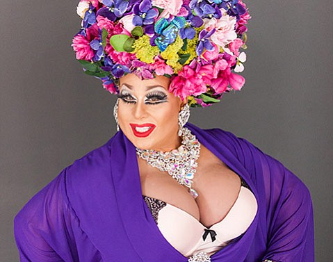 <strong>BLOOMIN' BORGIA:</strong> The founder of the SNAP! Drag Revue describes the Sunday brunch as a way to leave all your worries behind.
