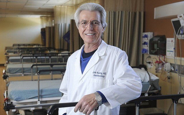 Dr. John Keating