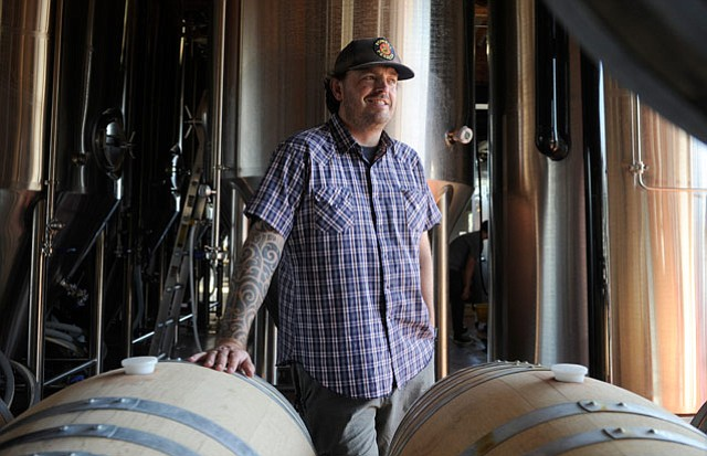 <strong>WAITING GAME WINNER:</strong>  After many months of waiting for permits, Kristopher Parker and his Third Window crew can focus on bringing the wine-world notion of terroir back to brewing by using indigenous ingredients and old-school techniques.