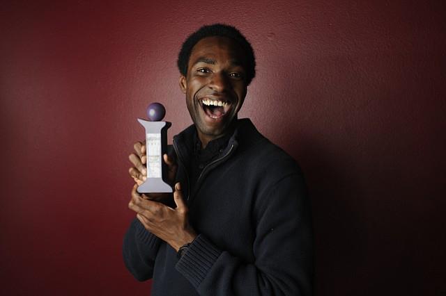 Indy award winner Charles Grant
