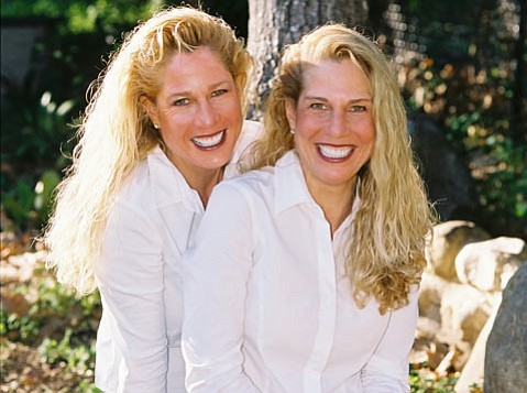 Judy and Shari Zucker