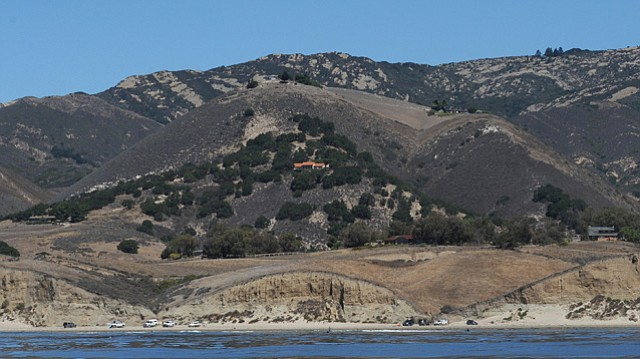 <b>LOOK BUT DON'T TOUCH:</b>  Over the decades, efforts to open up Hollister Ranch's rural countryside and unpopulated beaches have gotten tenacious pushback from those who don't want its natural splendor (and world-class surf spots) loved to death.