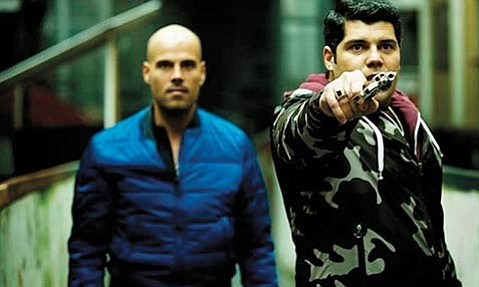<strong>A SERIES YOU CAN'T REFUSE:</strong>  Italian mafia drama <em>Gomorrah</em> comes to America thanks to the Sundance channel.