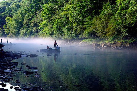 Fish without a license on Saturday during Free Fishing Day throughout California.