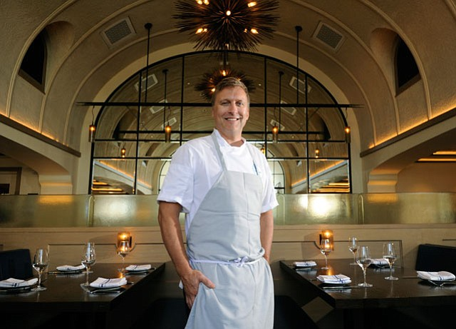 Convivo chef and co-owner Peter McNee