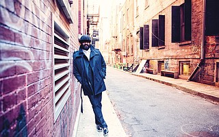 Gregory Porter plays the Granada Theatre on October 7.