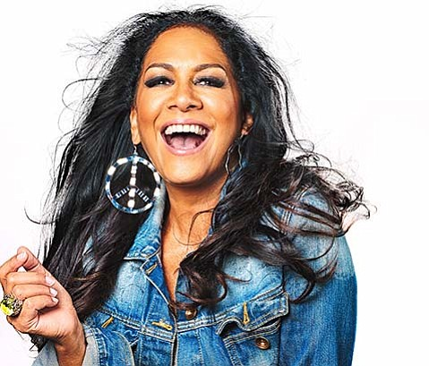 <strong>GLAMOROUS LIFE:</strong> Though it's been a tough year, Sheila E. has lots to look forward to, including her upcoming Glamorous Life Latin Cruise.