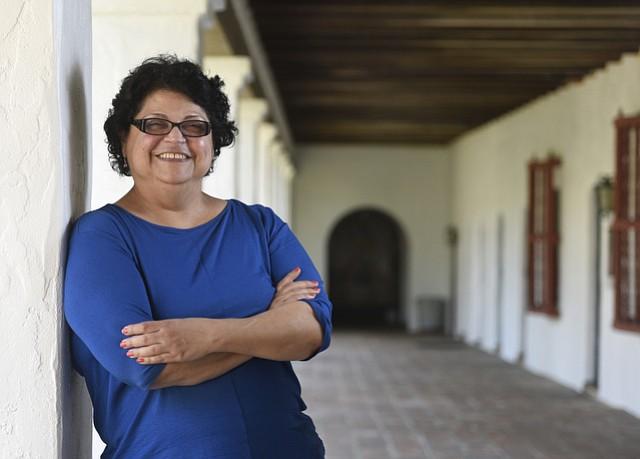 Monica Orozco, Executive Director at Old Mission Santa Barbara