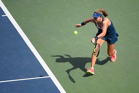 Day, 16, became only the seventh American girl to win the U.S. Open Junior singles title since Lindsay Davenport in 1992