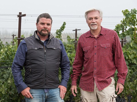Adam Henkel and Roger Bower