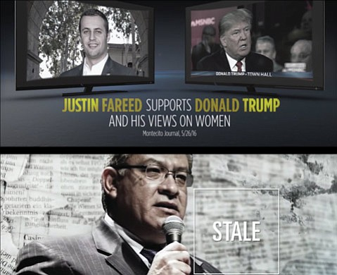 HEARTS AND MINDS TV screens across the county will be carpet bombed with dueling campaign ads such as the ones between congressional candidates Salud Carbajal and Justin Fareed