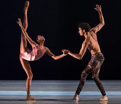 Alonzo King's Lines Ballet