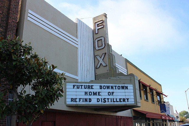 <b>THEATRICAL HOME:</b>  Re:Find is moving to the Fox Theatre in Paso Robles but can be found in many Santa Barbara spots.
