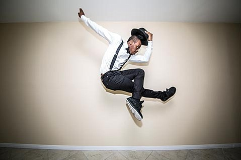 <strong>DANCING KING:</strong>  Lil Buck has earned accolades worldwide for his innovative approach and community outreach.