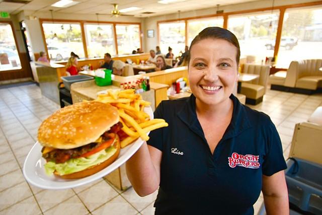Orcutt Burger