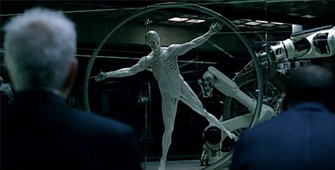 <b>GUNS 'N' ANDROIDS: </b>Beautiful, violent, and complex, HBO's flagship series <i>Westworld</i> combines Western themes with futuristic technology.