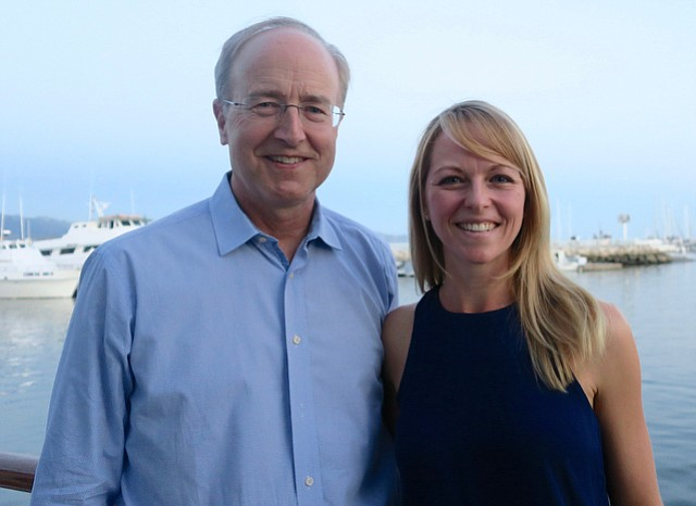 Co-founder and board chair John Bowers and President Megan Birney.