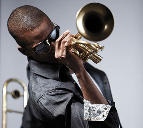 <strong>BIG SHORTY:</strong>  Trombone Shorty & Orleans Avenue bring a Big Easy sound to the Arlington Theatre, reminding us that there's a lot to love about America.