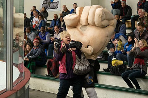 "<strong>FAUX REAL:</strong> Christopher Guest returns to the big screen with <em>Mascots</em>, a mockumentary depicting the world of competitive ""mascotery."""