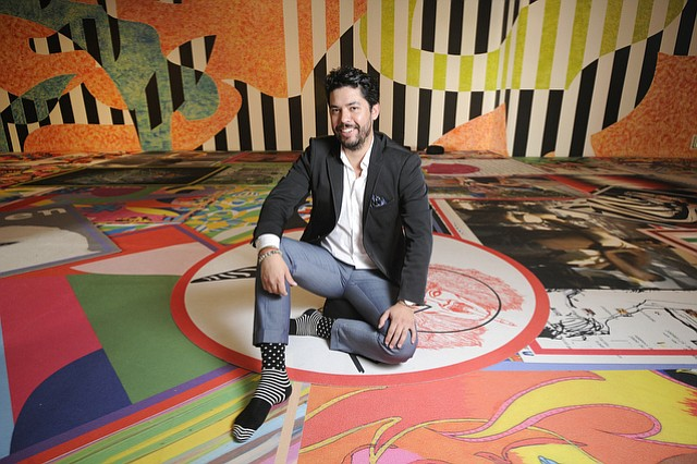 Museum of Contemporary Art Santa Barbara director of development Frederick Janka
