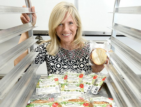 <b>VEGGIE VANGUARD:</b> Jeanne David created Outer Aisle Gourmet's line of cauliflowerbased