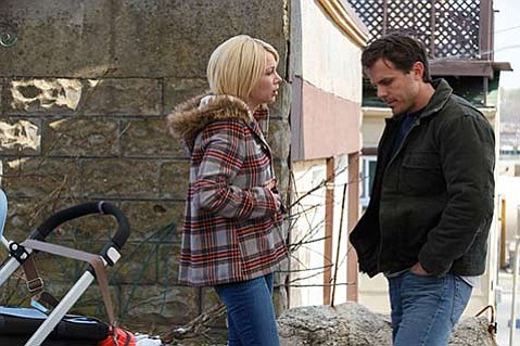Michelle Williams and Casey Affleck star in <em>Manchester</em> by the Sea.