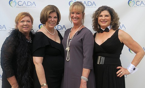 Event Co-chairs Holly Murphy, Diana MacFarlane, Susan Neuman, and Betsy Turner.