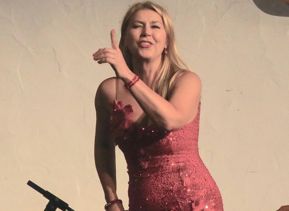 Serbian mezzo-soprano opera star Milena Kitic