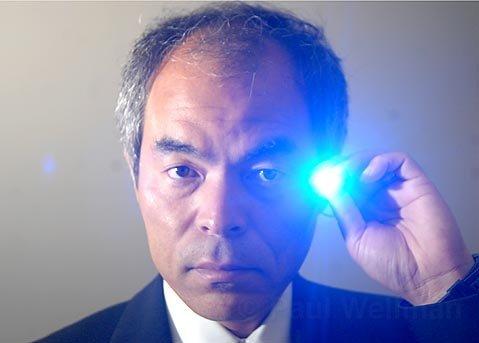 UCSB Professor Shuji Nakamura Wins Nobel
