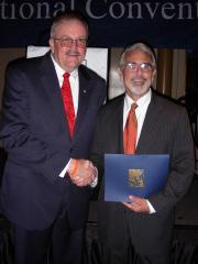 Jerry Roberts gets ethics award from the Society of Professional Journalists
