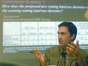 Jamie Goldstein Deputy Director of the Isla Vista Master Plan
