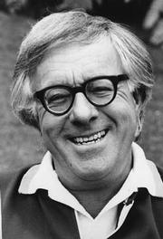 Ray Bradbury (in the late 70's)